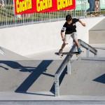 Jaka Tomšič boardslide shove-it out