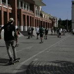 S srcem smo poskejtali po ulicah Nove Gorice