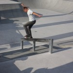 Marko Maras - Frontside Smith Grind