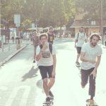 Ceste so naše! foto: Žiga Dornik