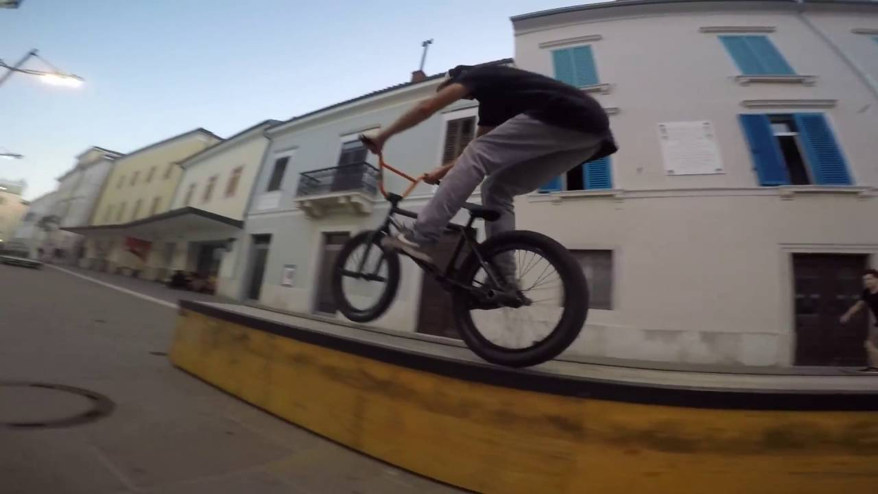 REPORTAŽA: Lord of the lines + bmx session v Kopru
