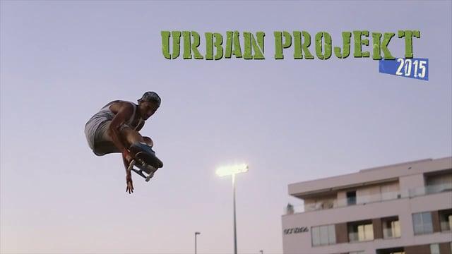 TA VIKEND: Urban Projekt 2016