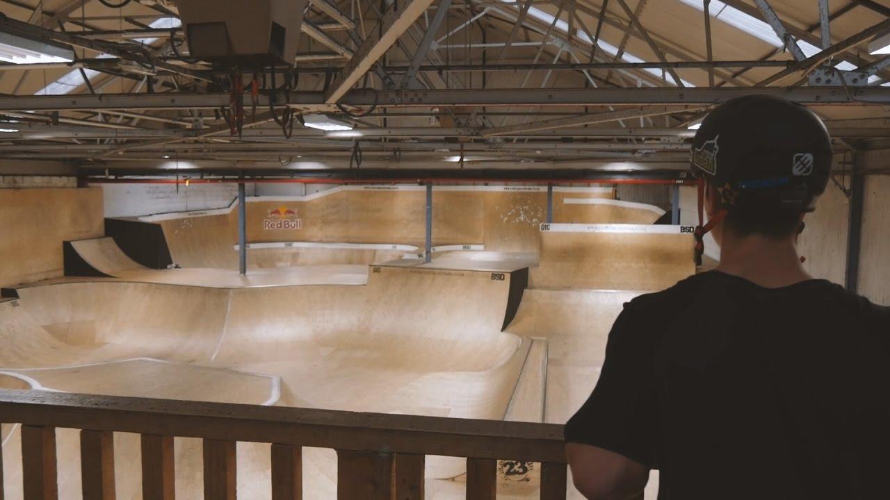 Matej Žan Unit23 skatepark
