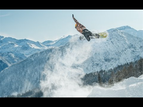 Powder in the Park with Stale Sanbech and Torgeir Bergrem