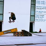 Robert Kos frontside 180 indy