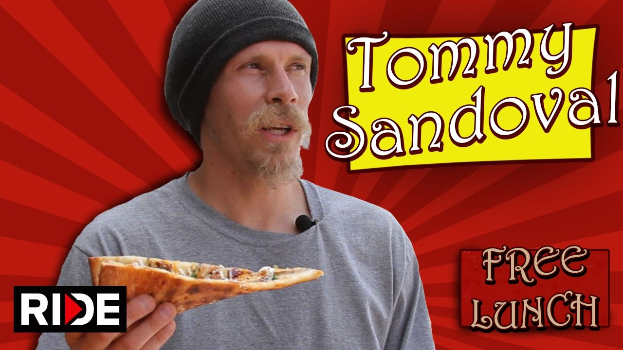Free Lunch: Tommy Sandoval