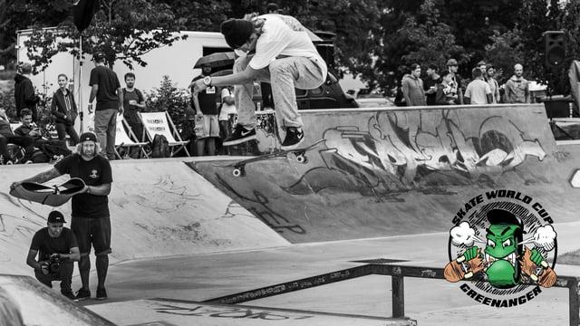 World Cup Skateboarding tudi letos v Grazu