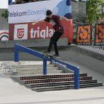 Asia Lanzi FS boardslide