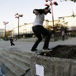 Robert Perko, Frontside Boardslide Pop Out To Fakie prvič