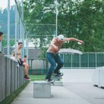 Tomi Praunseis Crooked Grind