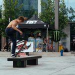 Chris Khan - Kickflip Frontside Bluntslide