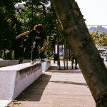 Antonio Peković - frontside tailslide bigspin flip out