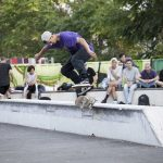 Domagoj Gudac - kickflip backside tailslide